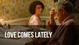 Rhea Perlman (Reisele), Otto Tausig (Max) Love Comes Lately