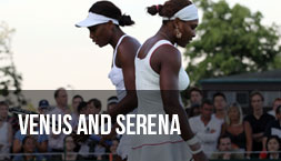 Venus and Serena - Thumbnail